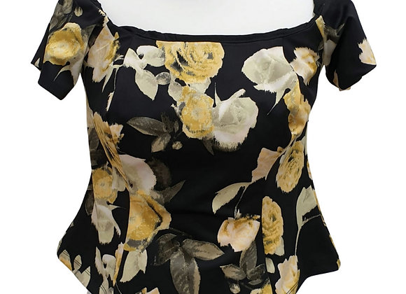 Asos curve floral top. Uk 18 NWT