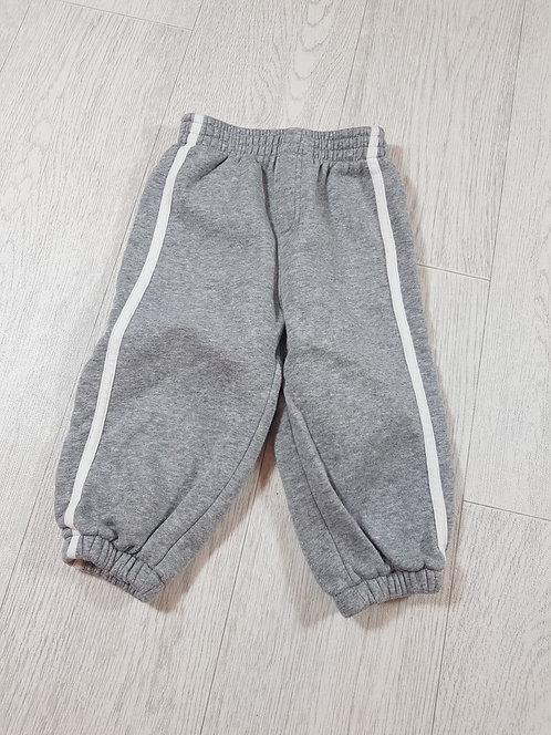 🌈Matalan boys grey tracksuit bottoms size 9-12 months