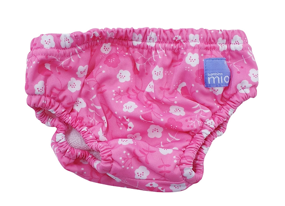 Bambino Mio pink swim nappy 27-34lbs
