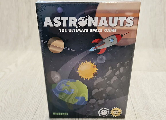 🚀Astronauts the ultimate space game. NWT