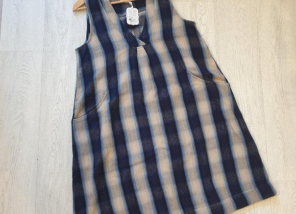 🌸April Cornell pinafore dress. Size S NWT