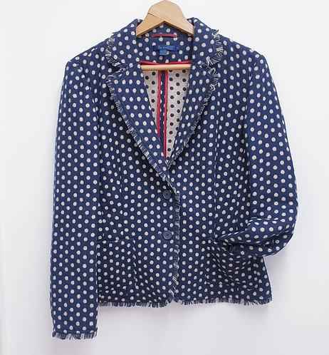 Boden spotty wool mix jacket. Size 16
