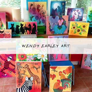 Wendy Earley Art