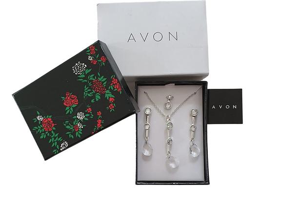 Avon Tang Tang interchangeable gift set. NWOT