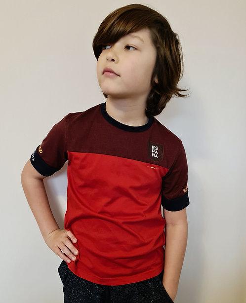 Decathlon Espana red/burgundy t-shirt