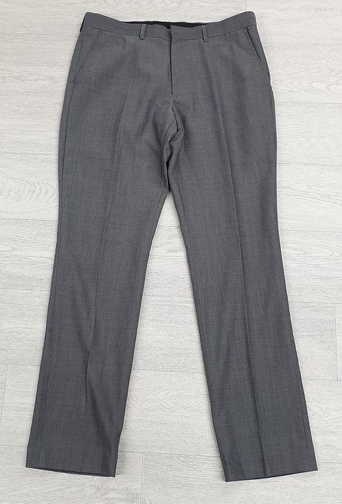 Next grey suit trousers. 34w 34L