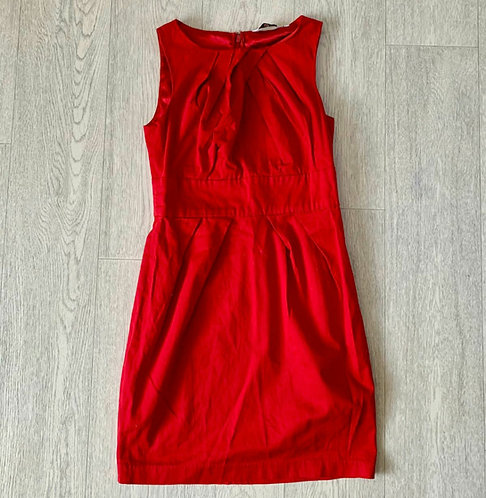 🌗New Look red dress. Size 8