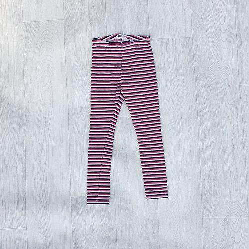 🐦H&M striped leggings. 6-8yrs