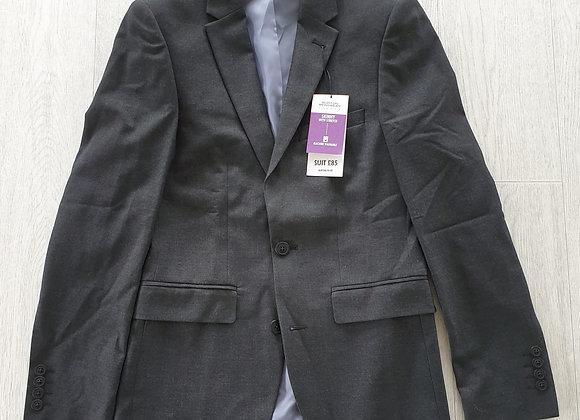 Burton grey skinny fit suit jacket. 30S NWT