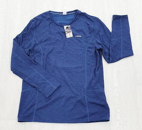 🦝Decathlon blue sports top.  Size XL NWT