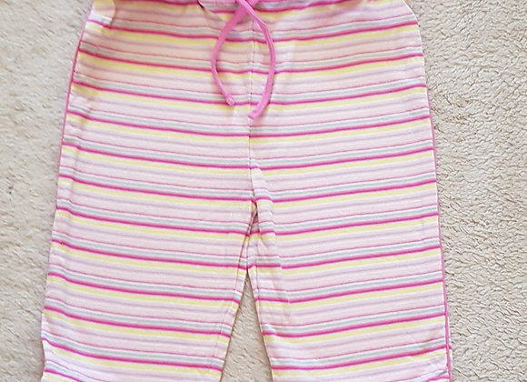 Adams. Striped trousers. 3-6 months.