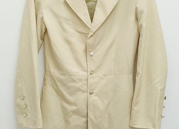 Cream trench coat. Size XXS