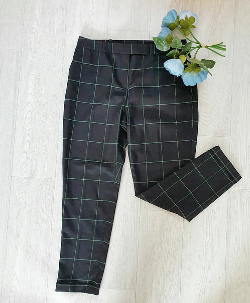 ○Principles check trousers. Size 14 NWOT