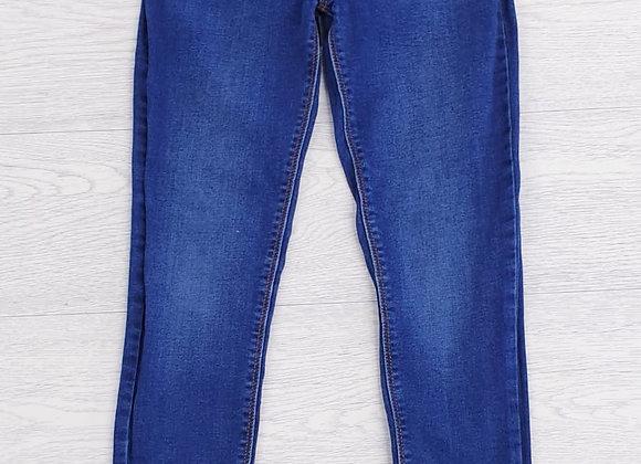Denim Co blue skinny jeans. 11-12yrs