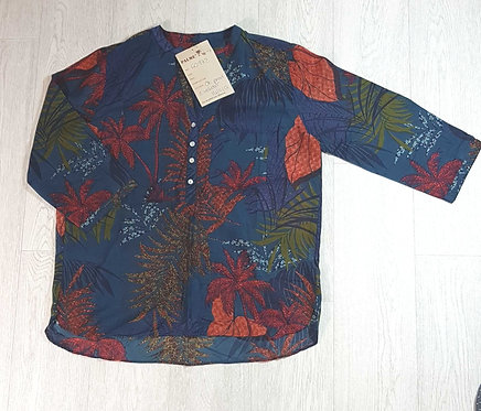 ◾Museum Selection blouse. Size L/XL NWT