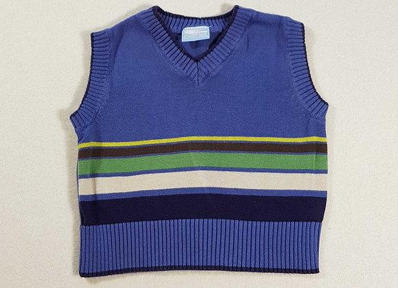 ◾Cherokee sleeveless knit top. 3-6m
