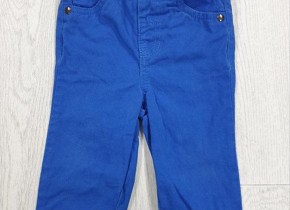 F&F blue jeans. 6-9m