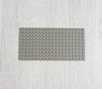 ◾Building blocks base (compatible with Lego) 8x16cm approximately