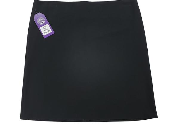 Skool Kit Black stretch skirt. Uk 18 NWT