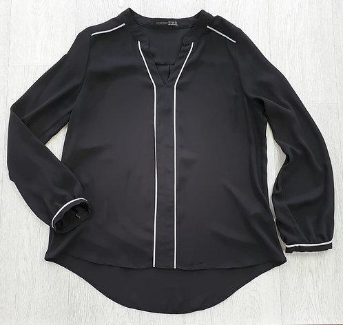 Atmosphere black blouse. Uk 12