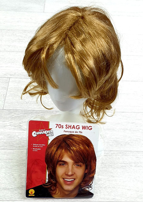 70s shag wig