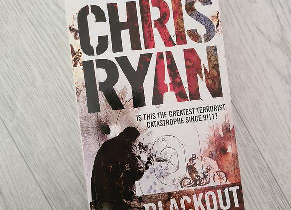 Chris Ryan - Blackout