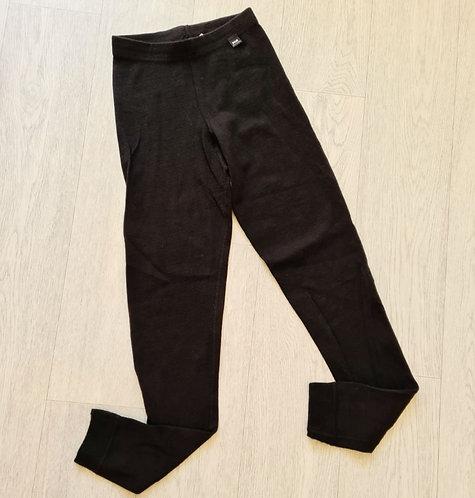 💜Helly Hansen black sports leggings 6-8