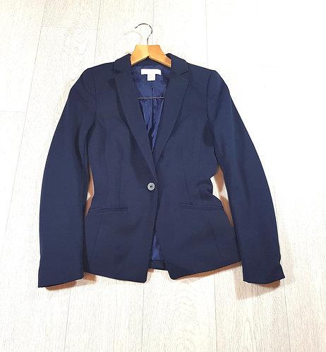🦄H&M navy blazer size Euro 32