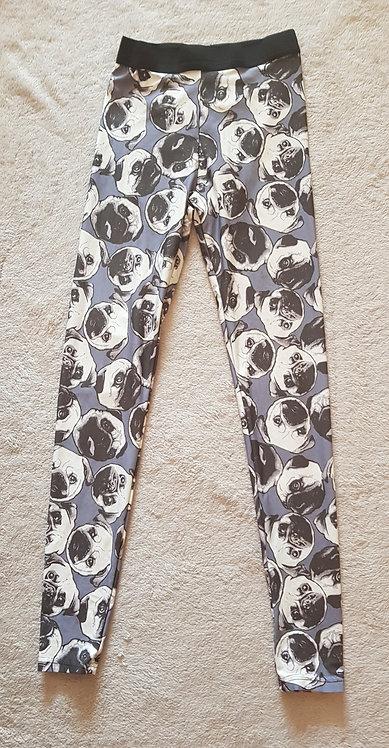 ATMOSPHERE Pug leggings size 8