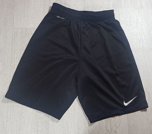 Nike Dri-Fit black shorts. Size M