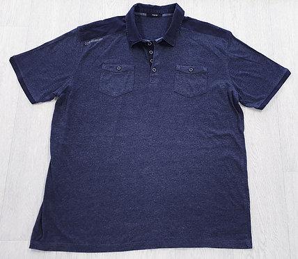 🏳George grey polo shirt. Size XL