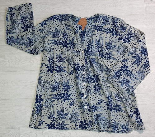 Bazaar floral blouse. Size M