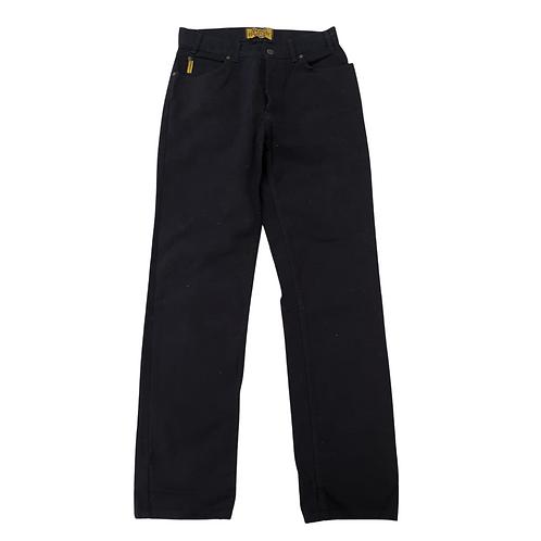 "Armani black Jeans. Size 33"""