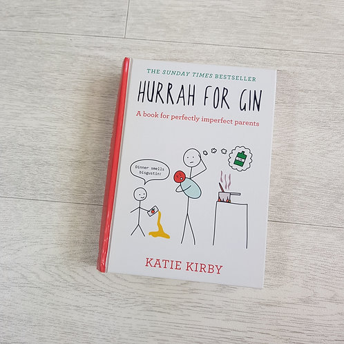 Hurrah For Gin book by Katie Kirby