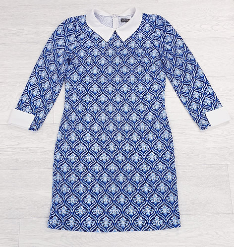 60's style dress.  Uk 10