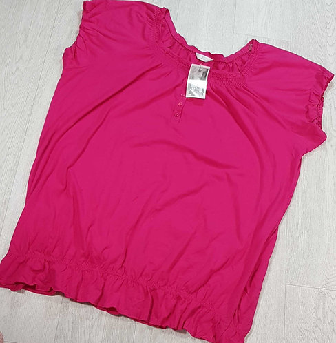 Yours pink summer top. 26-28