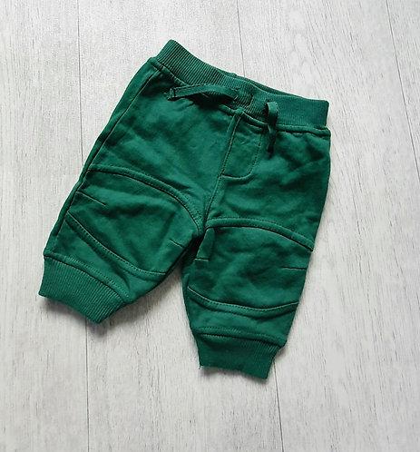 Bluezoo Green soft trousers. Newborn