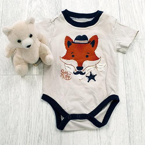 ▪︎OffCorss Sheriff Fox vest 0-3m