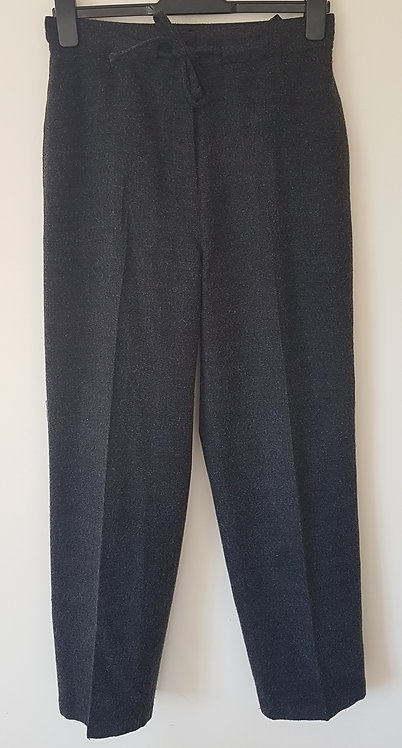 Together. Grey wool trousers. Size 12.