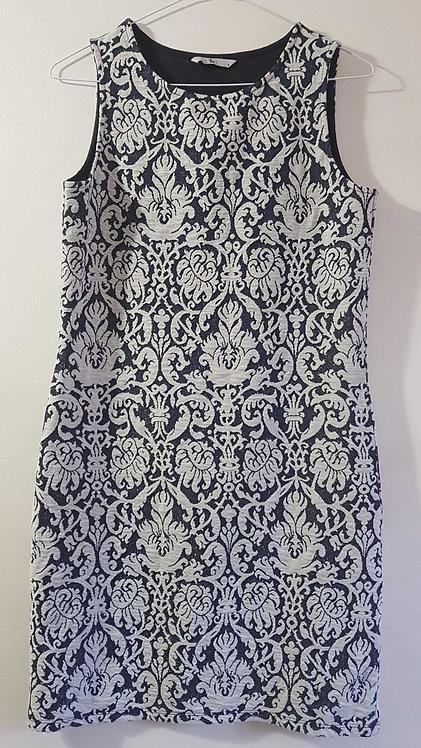 TU textured dress. Size 8