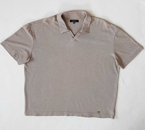 ◾Next beige polo shirt. XXL