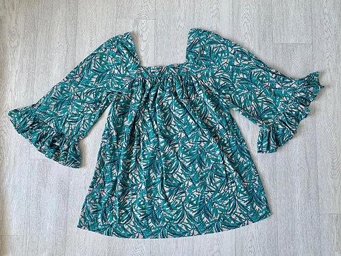 Asos square neck blouse. Uk 10