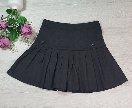 Next charcoal pleated skirt. 10yrs