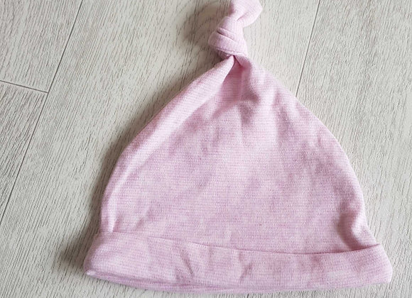 F&F pink hat. Up to 3m