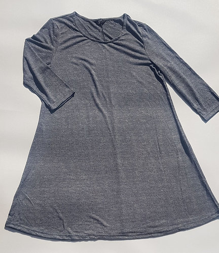 F&F grey lightweight dress. Size 16