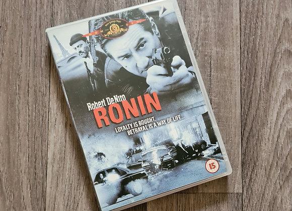 DVD - Ronin. Rating 15
