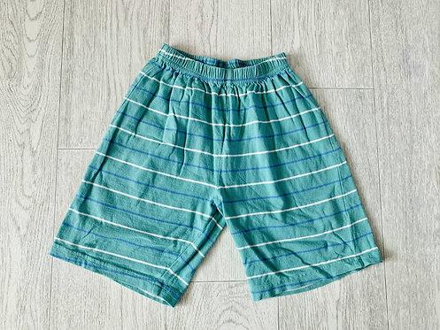 🌗Next turquoise shorts. 6-7yrs