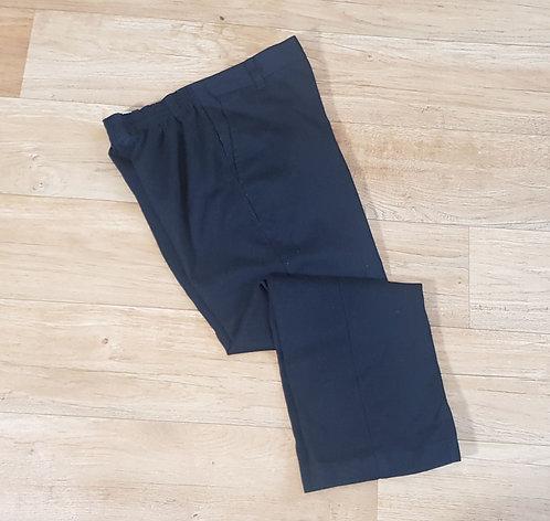 George navy school trousers. 5-6yrs