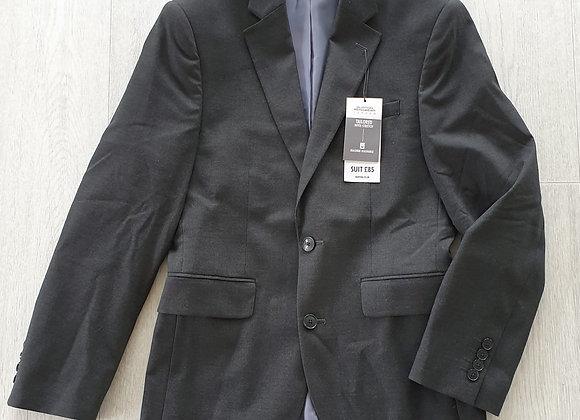Burton grey suit jacket. Size 34S NWT