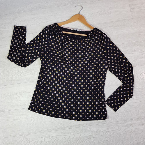 Boden lose neck top. Size 20